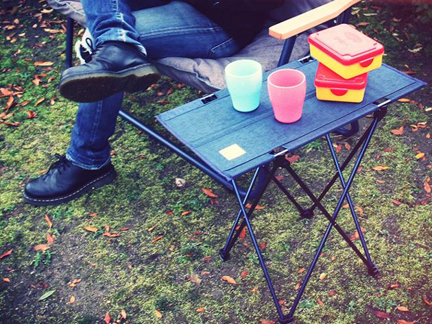 サイドテーブル,アウトドア,テーブル,折りたたみ