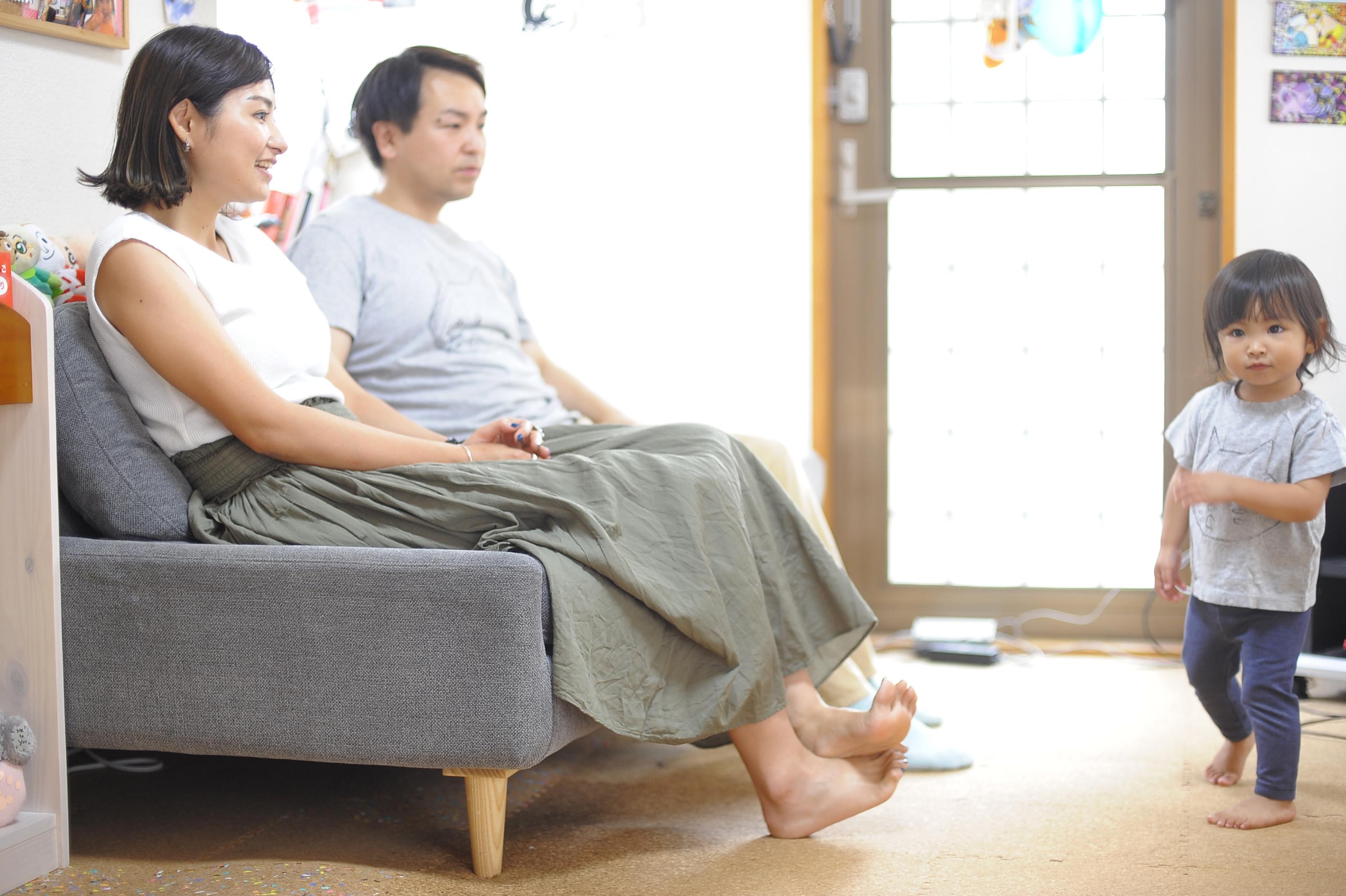 家族一緒の時間を大切にするために インテリア・家具で気を付けていること
