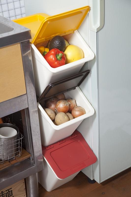 ペリカン,スリム,レイアウト,キッチン収納,野菜ストッカー