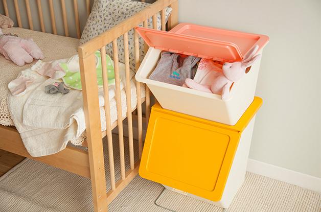 子供部屋 おもちゃ 収納 おもちゃ箱