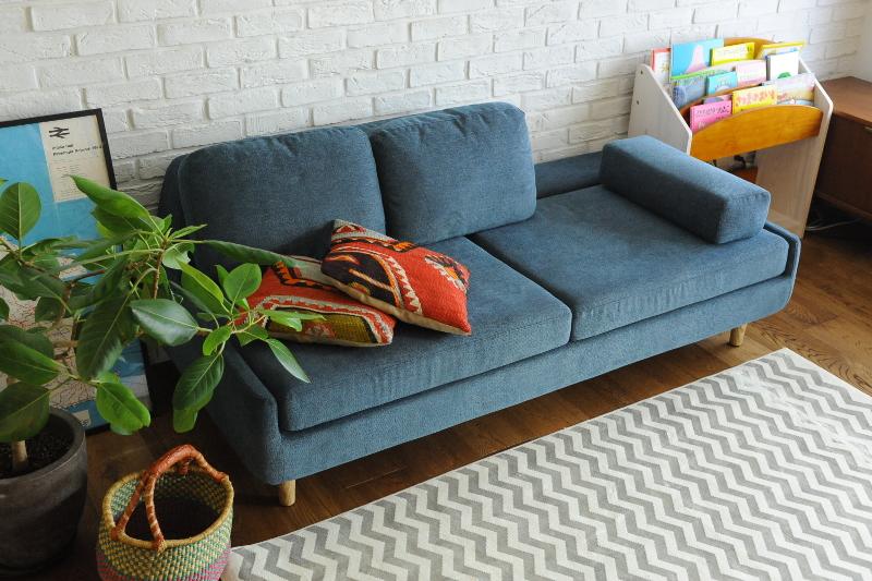 こどもと暮らし かぞくのソファ