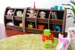 幼稚園や保育園で人気のおもちゃ収納