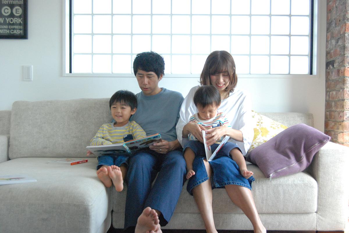 家族一緒の時間を大切にするためにインテリア・家具で気を付けていること