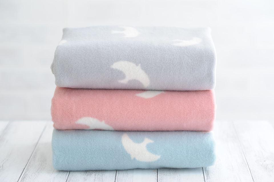 こどもと暮らしのふわふわ綿毛布
