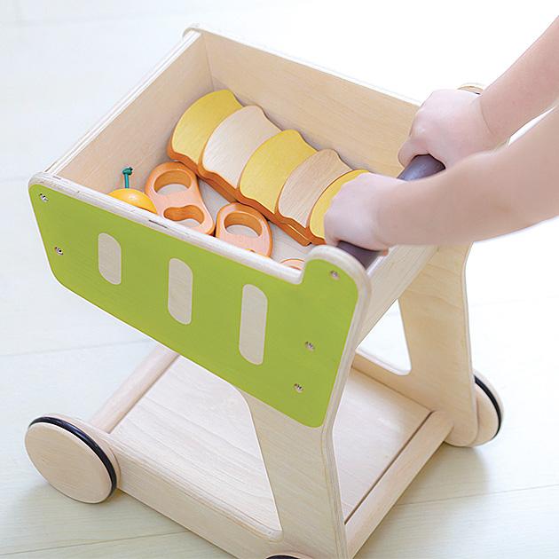 PLAN TOYS(プラントイ) ショッピングカート