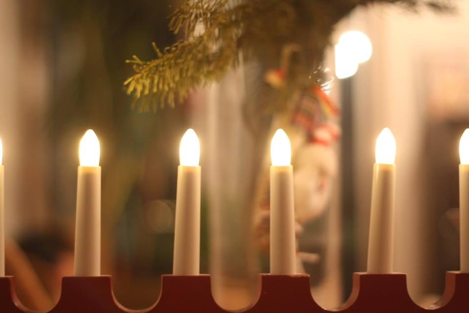 クリスマス前に教会にいってみた