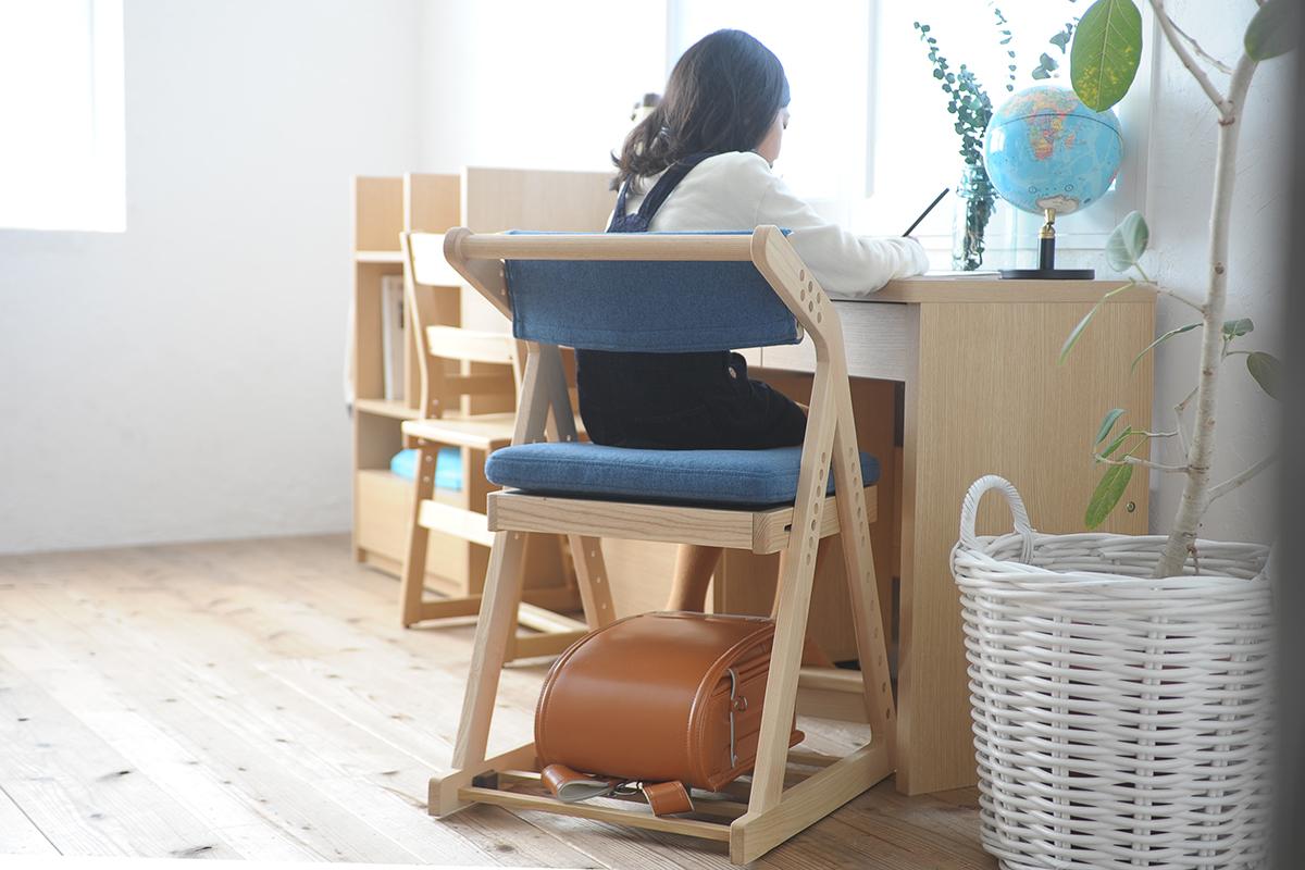 姿勢が良くなる椅子