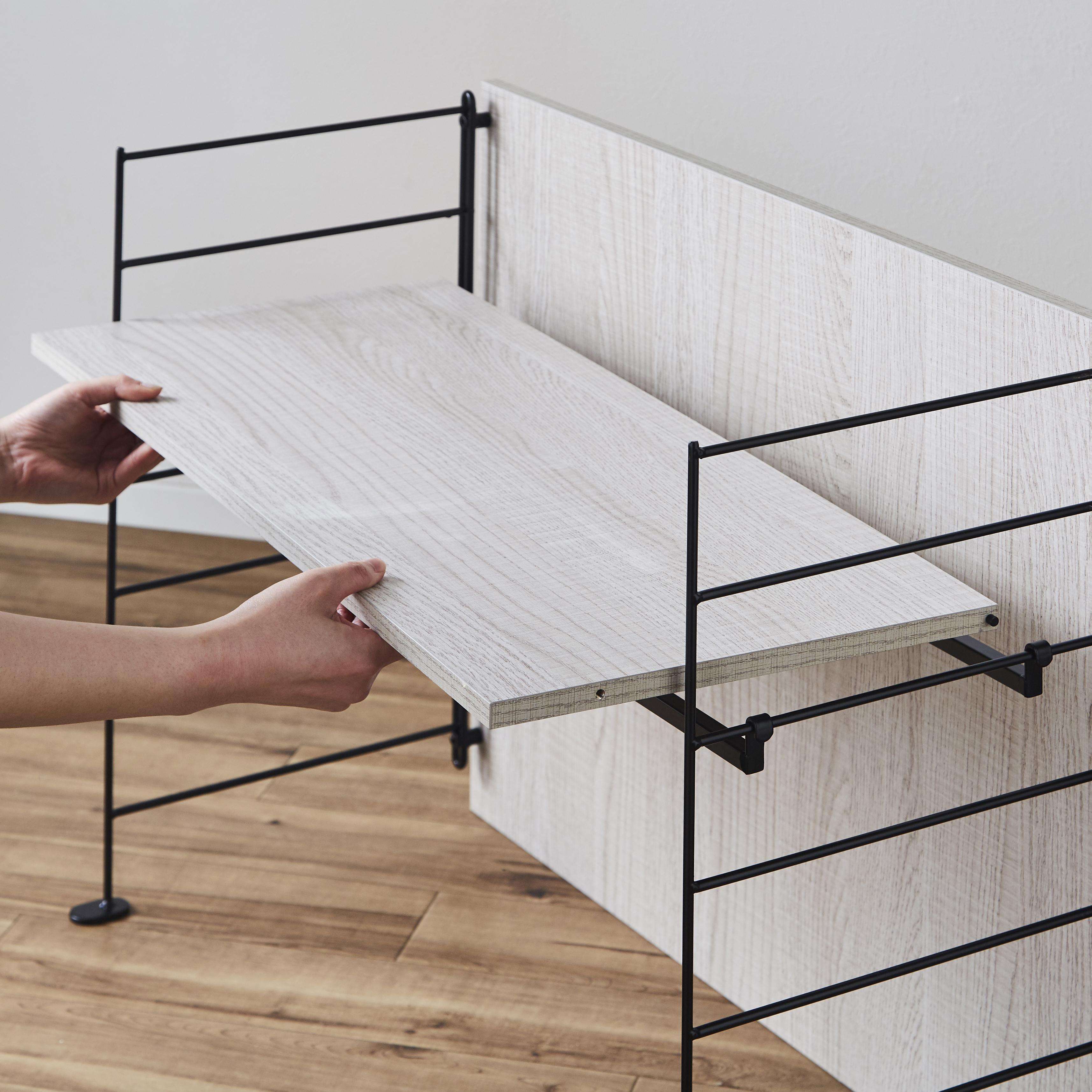 耐久性のある組み立て家具