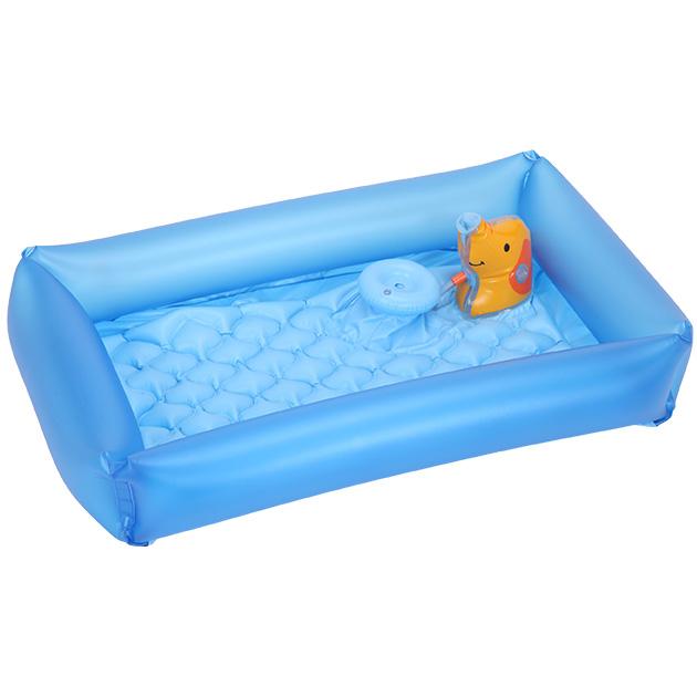 ぷしゅぷしゅシャワーぞうさんプール
