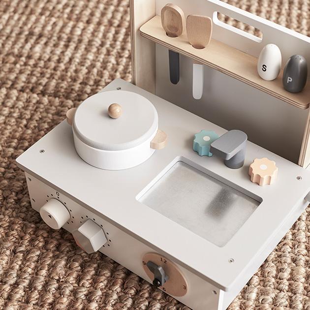 KID'S CONCEPT キッズコンセプト Mini Kitchen portable BISTRO ミニキッチン
