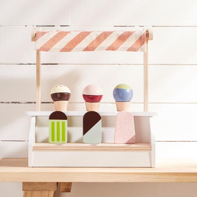 KID'S CONCEPT キッズコンセプト Ice cream table stand BISTRO アイスクリームスタンド