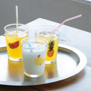 CLASKA DOから登場した台湾のイラストレーター 楊謹瑜(Vita Yang)さんのフルーツコップ