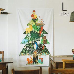nunocoto クリスマスツリータペストリー(大) 福田利之