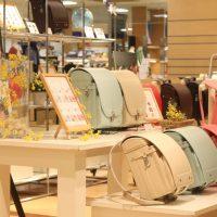 ずっとランドセルの伊勢丹浦和店での展示予約販売がスタートしました!