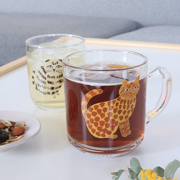 松尾ミユキGlass Mug